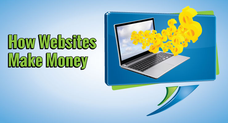 How Websites Make Money
