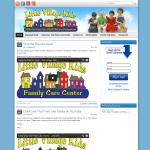 Link to the Little Village Kids Website
