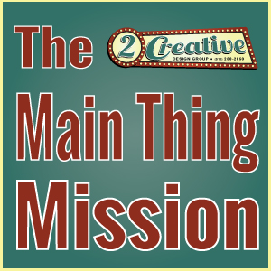 Main Thing Mission Logo
