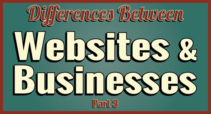 Website vs Businesses Part 3